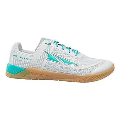 Altra AFW1876P Women's HIIT XT 1.5 Cross Trainer Shoe, White - 6.5 B(M) US