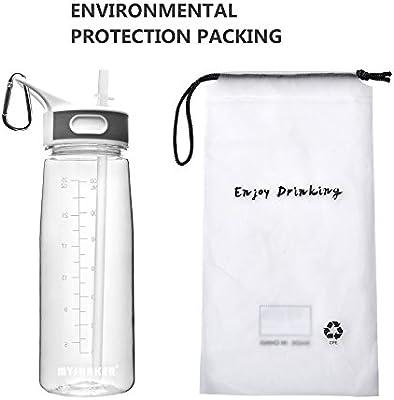 JOYSHAKER Water Bottles with Straw Sports Water Bottles BPA Free Tritan Water Bottles Non-Toxic 28OZ