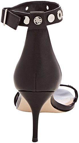 Guess Nero Cinturino con Scarpe Sandal Footwear Dress alla Donna Caviglia rxzaqr1Fw