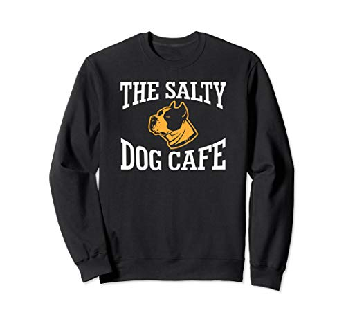 The Salty Dog Cafe Funny Gift Animal Dog T-shirt (Procol Harum Best Of)