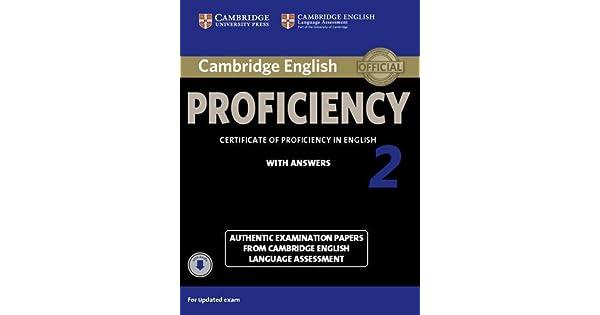 CPE Practice Tests: Cambridge English Proficiency 2
