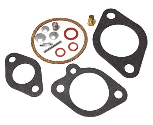 Atoparts Carburetor Carb Rebuild Kit For Chrysler Force Outboard 9.9 15 75 85 105 120 130 135 150 HP