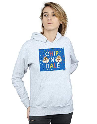 Dale Gris Mujer Blue Deporte Disney Frame Capucha N Chip qwSWtqO8g