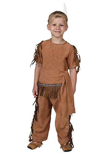 Morpheus Costumes (Toddler Indian Costume 4T)