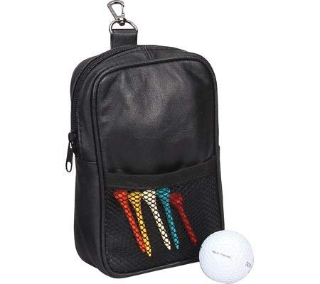Bellino Leather Golf Pouch ()