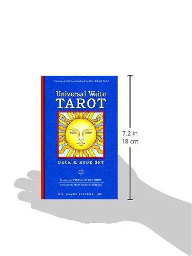 Universal Waite Tarot Deck By Mary Hanson Roberts Arthur: Universal Waite Tarot Deck And Book Set