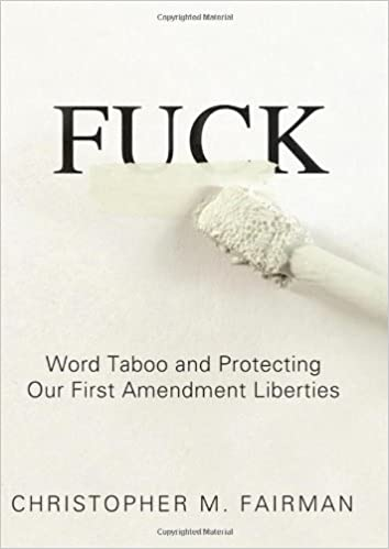first use of the word fuck