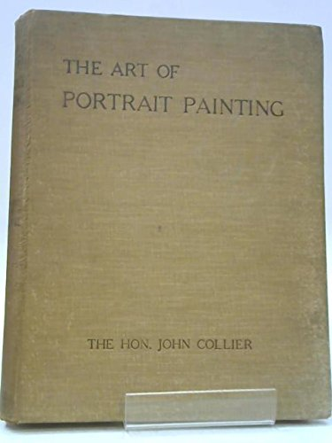The art of portrait painting,