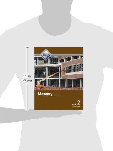Masonry Level 2 Trainee Guide (4th Edition)