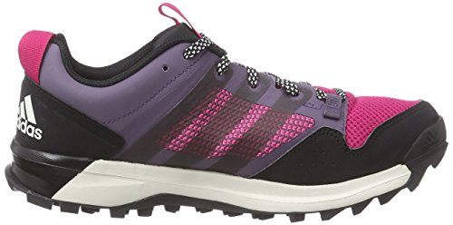 Pink st Trail Grau bold Kanadia Black Chaussures Purple core S15 7 Gris Femme ash De Trail Adidas aZ78Zx