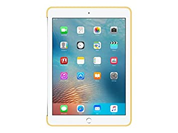 Apple MM282ZM/A - Carcasa iPad Pro, Color Amarillo: Apple ...