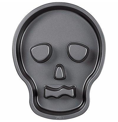 Wilton–Cráneo Pastel Pan Halloween