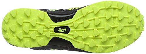 Mehrfarbig Lime Hockey Stahl Kookaburra Schuh Unisex Sicherung Grey PU4xXF
