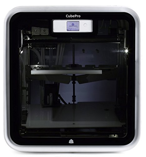 CubePro 3D Printer - 285 x 270 x x 230 mm