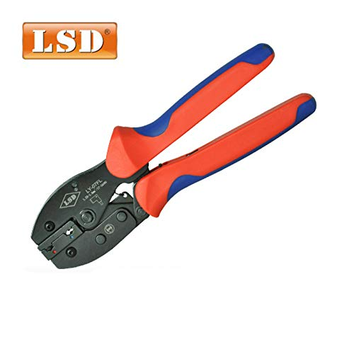 LY-07FL flag terminals crimping tools for flag female insulating joint hand crimping tools carbon steel flat crimping pliers