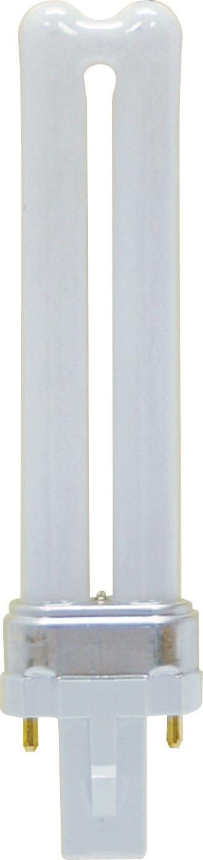 GE Lighting Energy Smart CFL 97554 7-Watt, 425-Lumen Biax Light Bulb with G23 Base, 10-Pack