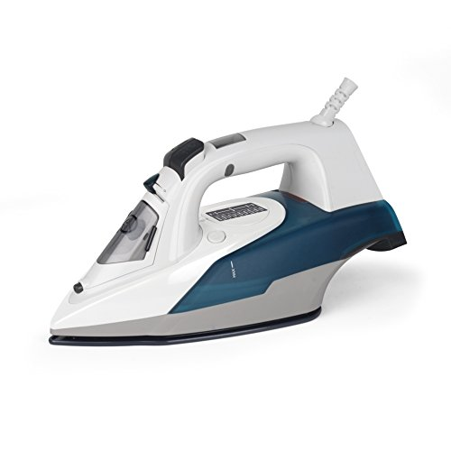 (Westinghouse Clothing Steam Iron with LCD Display - Non-Stick Ceramic Soleplate Steam Press Iron - Professional Iron with Auto)