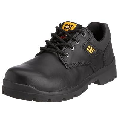 CAT Footwear Menu0026#39;s Rig SB Black Safety Shoes 707181 12 UK ...