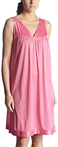 Exquisite Form Womens Colortura  Short Gown, Perfumed Rose, -