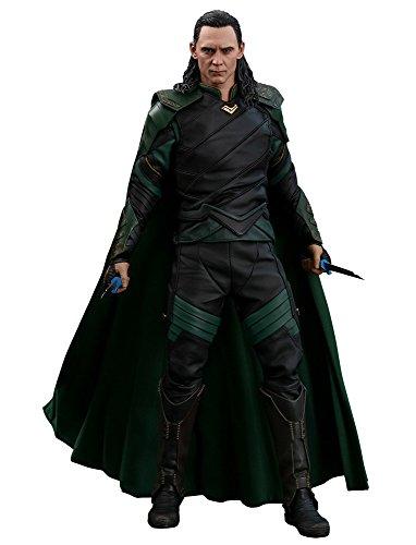 Hot Toys Marvel Thor: Ragnarok Loki Tom Hiddleston 1/6 Scale 12