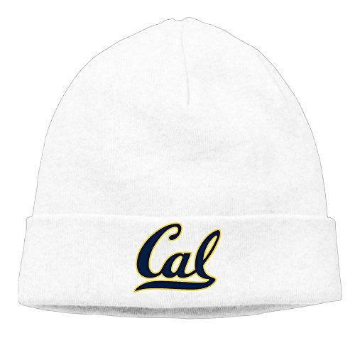 Day Of The Dead Costumes Offensive (Caromn University Of California Berkeley Cal Logo Beanies Skull Ski Cap Hat White)