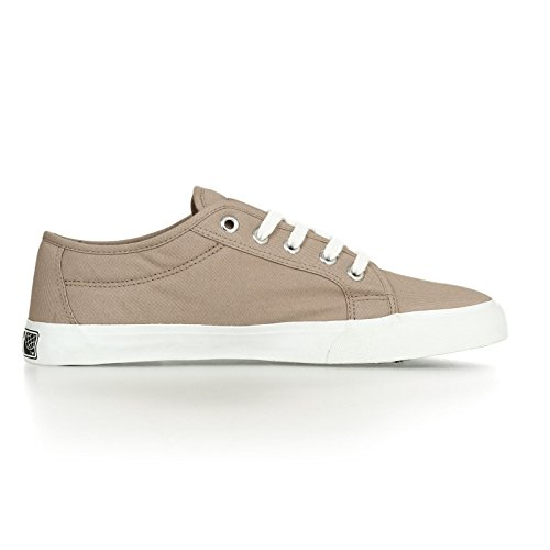 Ethletic Fair Skater Urban Style Collection 17 - Farbe Moon Rock Grey Aus Bio-Baumwolle