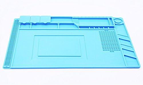 Heat-resistant Soldering Station Insulation Pad Heat Insulation Working Mat!
