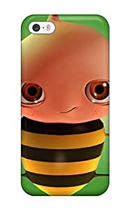 Perfect Humor Cartoon Case Cover Skin For Iphone 5/5s Phone Case