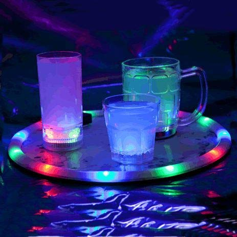 blinkee LED Serving Tray Multicolor by]()