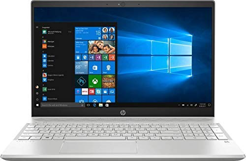 (Renewed) HP 15 CS2082TX 2019 15.6-inch Laptop (8th Gen Core i5-8265U/8GB/1TB/Windows 10/2GB NVidia GeForce MX250 GDDR5 Graphics), Natural Silver