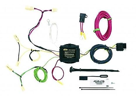 amazon com putnam 60057 trailer wiring t connector for pontiac vibe rh amazon com 2006 pontiac vibe trailer wiring 2005 Pontiac Vibe