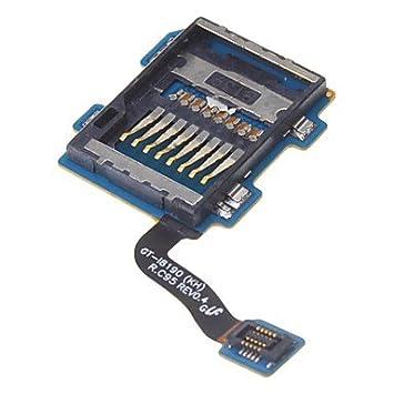 Good origen Samsung Galaxy S3 mini-i8190 SD Card Unidad ...