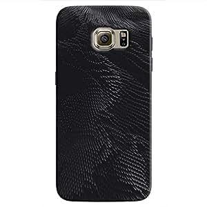 Cover It Up - Rising Nanotubes Galaxy S7 Edge Hard Case