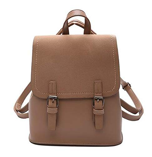 Tassel Women Small Backpack PU Leather Backpack Cute School Bags for Girls Fashion Shoulder Bag Female Backpack,SL 1080 - Canister Sl