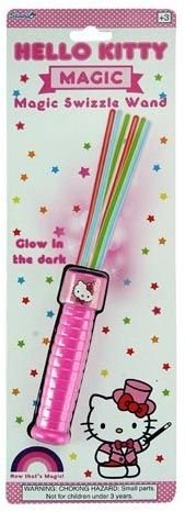 Hello Kitty Magic Glow Spray Swizzle Wand Wand sanrio