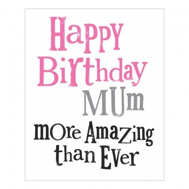 El brillante tarjetas feliz cumpleaños Mami - lado más ...