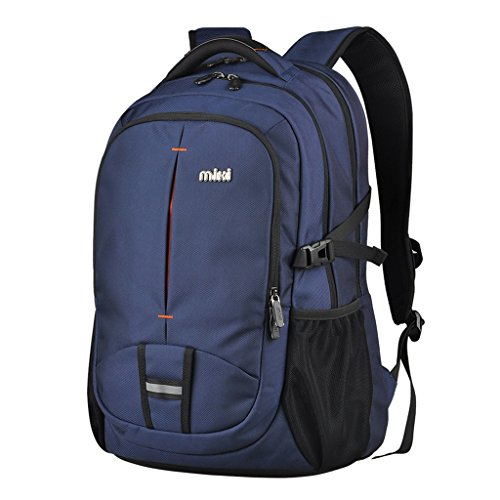 Water Resistant Laptop Backpack Fits most 15.6 Inch Macbook Computer and Tablets