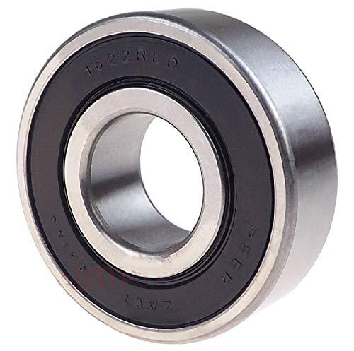 6203-2RLD PEER Ball Bearing, 17mm Shaft, 10 Pack