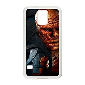 Fantastic Four Samsung Galaxy S5 Cell Phone Case White zpa