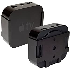 HIDEit Mounts HIDEit ATV4K Mount – Wall Mount Made Exclusively – Well made but screws are useless