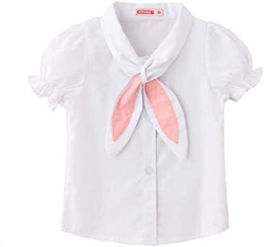 Camisas para niñas pequeñas Ropa de Manga Larga/Corta Blusa ...