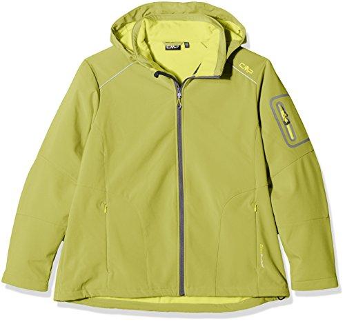 CMP - Chaqueta con capucha para mujer Olive/Acacia