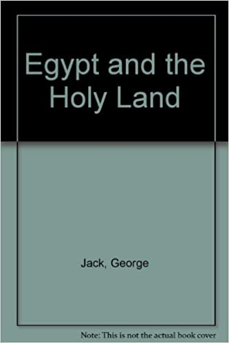 Egypt and the Holy Land: George Jack, 1 Col  Map 1 Plate : Amazon
