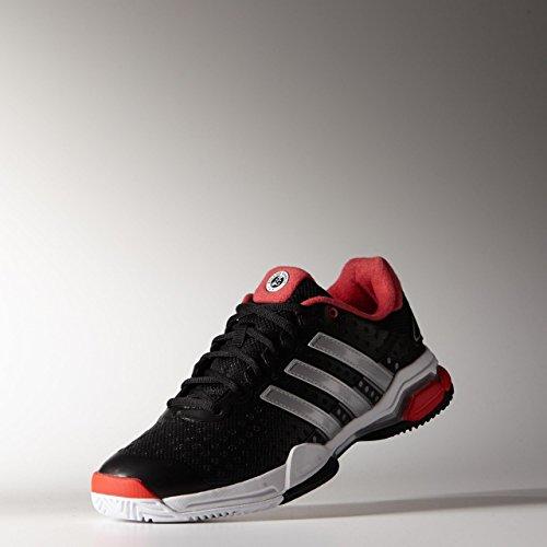 buy popular f0000 795c1 ... Adidas Barricade Team 4 Tennisschuh - SS15 SchwarzRot