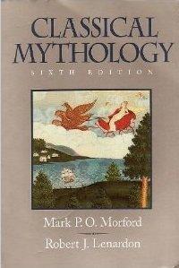 Paperback Classical Mythology Book