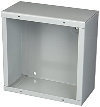 "Hoffman ase8 X 8 X 4NK Pull caja, para tornillos, acero, 8 """