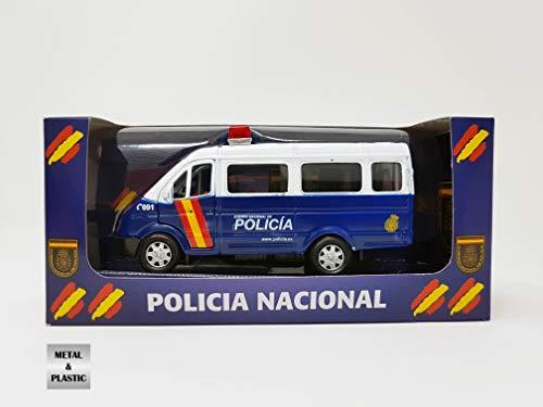 PLAYJOCS Furgón Policía Nacional GT-3542 4