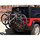 Jeep Spare Tire Mount Bicycle Carrier by Mopar