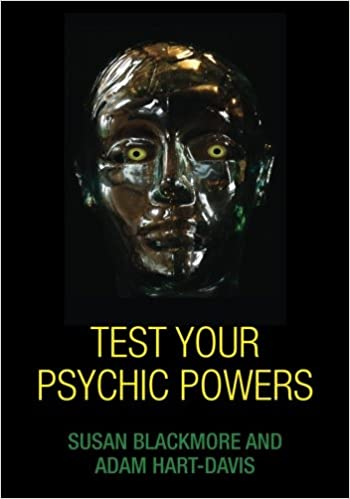 Amazon com: Test Your Psychic Powers (9781534812550): Susan
