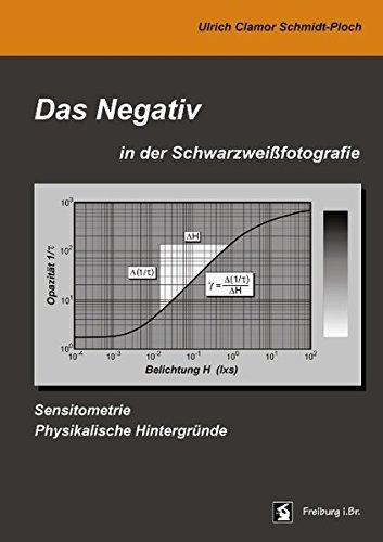 Das Negativ in der Schwarzweißfotografie: Sensitometrie, Physikalische Hintergründe